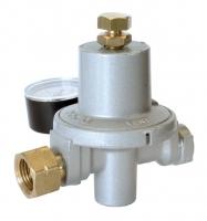 Регулятор давления газа Cavagna 902 с манометром