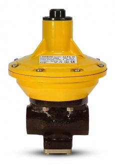 Регулятор давления газа COPRIM ALFA10BP, 30–43 мбар