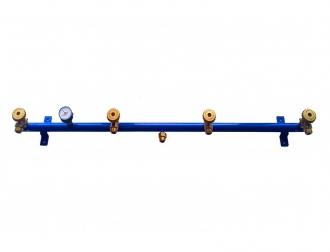 Газовая рампа Cavagna Group на 4 баллона