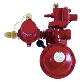 Регулятор давления газа GOK 052, 24кг/ч, 50 мбар, ПЗК, ПСК