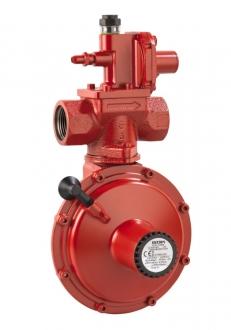 Регулятор давления газа GOK NDR0515, 100кг/ч, 50 мбар, ПЗК, ПСК