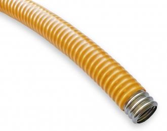 Труба Kofulso газовая гофрированная отожженная 25 мм