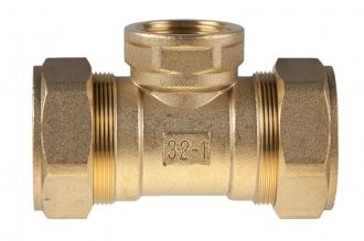 Тройник Kofulso BIT32 для воды ВР 32×1″