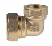 Отвод Kofulso BL20 для воды ВР 20×¾″