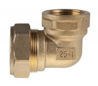 Отвод Kofulso BL25 для воды ВР 25×1″