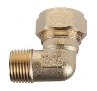 Отвод Kofulso BLС15 для воды НР 15×½″