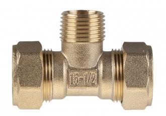Тройник Kofulso BT15 для воды НР 15×½″