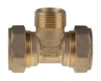Тройник Kofulso BT25 для воды НР 25×1″