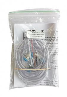 Комплект для вентиляции регуляторов давления газа без ПЗК