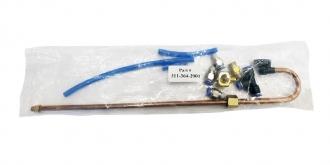 Комплект трубок для регулятора давления газа SRG 511