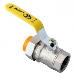 Кран шаровой Lavita FHV 20×¾″ ВР для газа