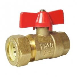 Кран шаровой Lavita FHV 20×¾″ ВР для воды