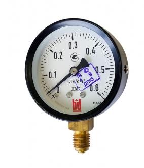 Манометр ДМ-1-063Р (0…0,6 кгс/см²)