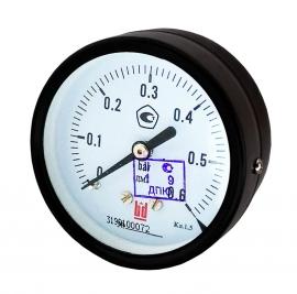 Манометр ДМ-1-063Т (0…0,6 бар)
