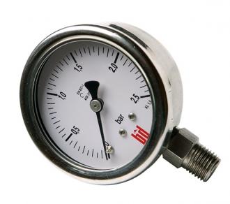 Манометр ДМ-3-063Р (0…2,5 бар)