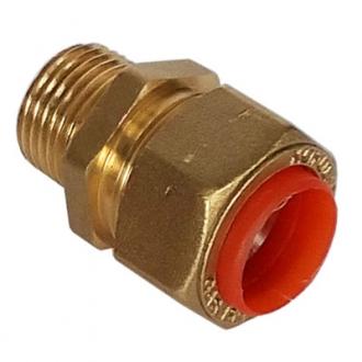 Переходник Kofulso GBC15 для газа НР 15×½″