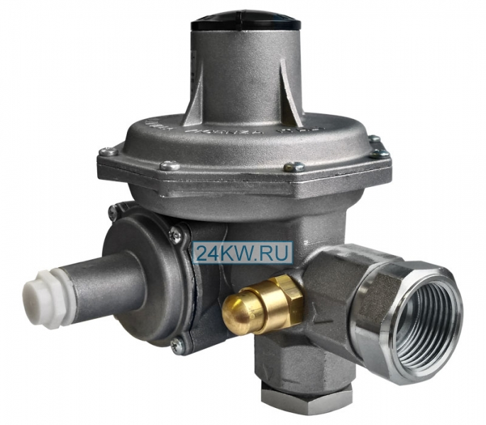 Импортные регуляторы давления газа