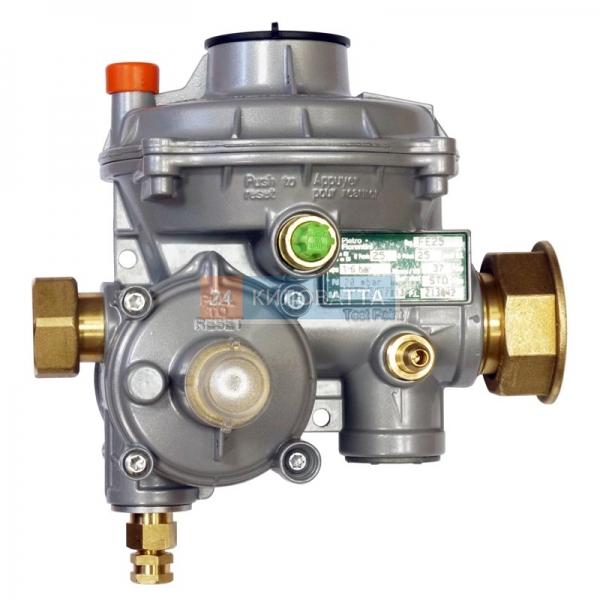 Бытовые регуляторы давления газа: RF, FE, EKB, VF