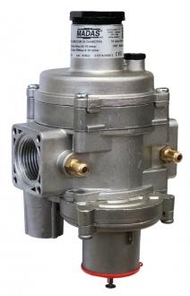 Регулятор давления газа FRG/2MB «Компакт» Chukotka, DN 25, 10–30 мбар