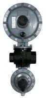 Регулятор давления газа Pietro Fiorentini Dival500BP, 1½″, 35–65 мбар, ПЗК LA