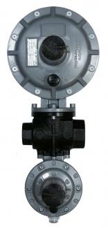 Регулятор давления газа Pietro Fiorentini Dival500BP, 1½″, 18–25 мбар, ПЗК LA