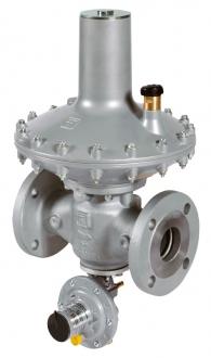 Регулятор давления газа Pietro Fiorentini Dival600TR, DN 25, 2000–4400 мбар, ПЗК LA