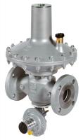 Регулятор давления газа Pietro Fiorentini Dival600TR, DN 40, 2–4.4 бар, ПЗК LA