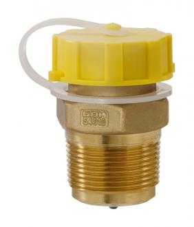 Заправочный клапан GOK FV с пластиковой крышкой